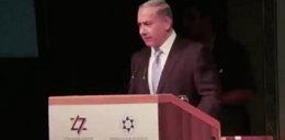 Premier Izraela: Hitler nie chciał palić Żydów . FILM