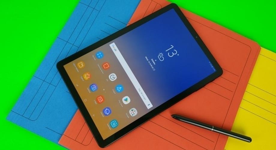 Galaxy Tab S4: Samsungs High-End-Tablet mit Stylus im Test