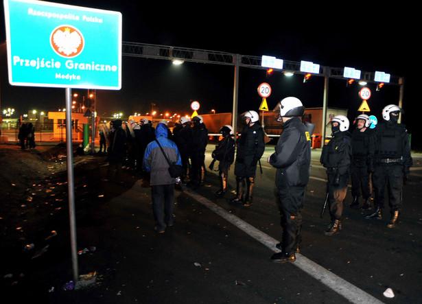 Ukraińscy górnicy zablokują jutro /piątek, 11.12./ przejście graniczne z Polską Dorohusk-Jagodzin