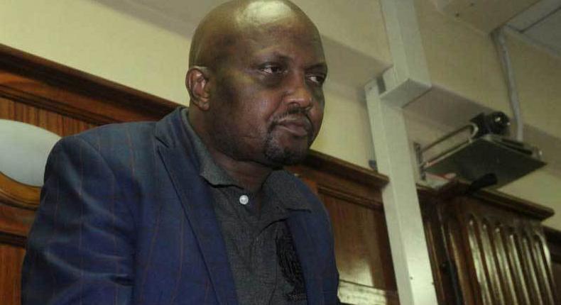 Moses Kuria denied anticipatory bail