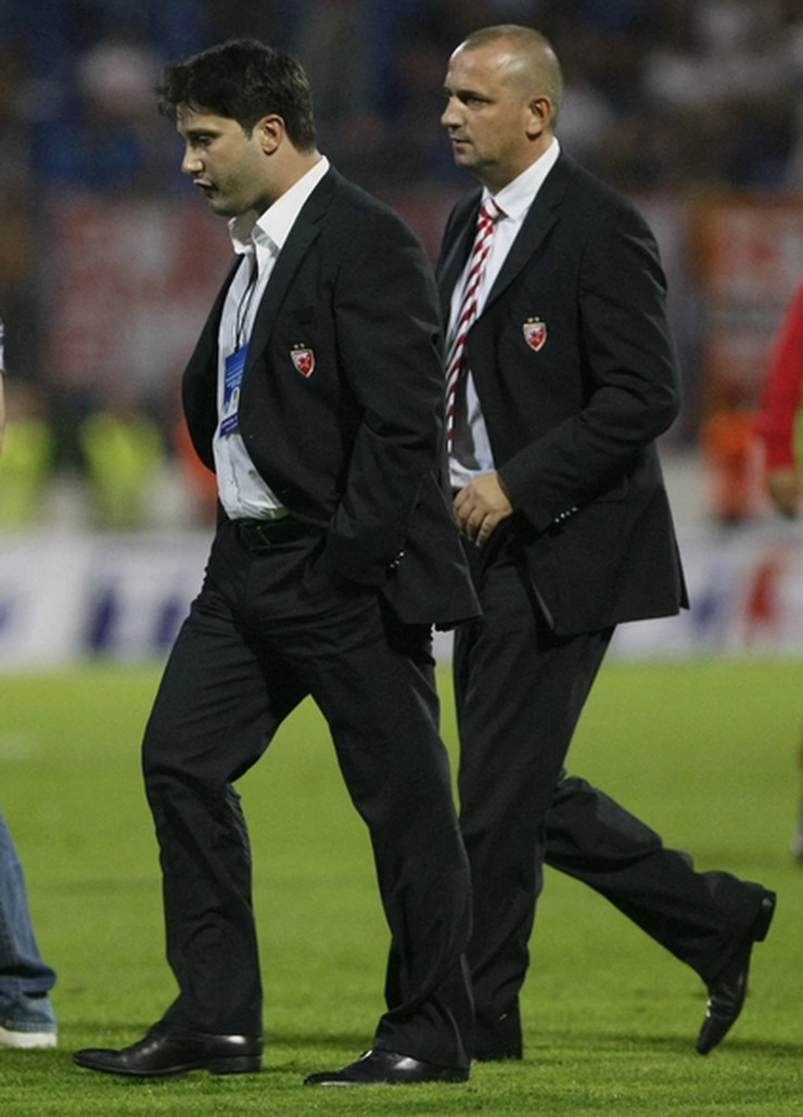 Ivan Adžić i Vladan Lukić