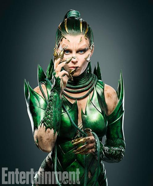 """""""Power Rangers"""": Elizabeth Banks jako Rita Repulsa"""