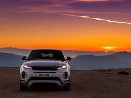 Range Rover Evoque – jego wysokość | TEST