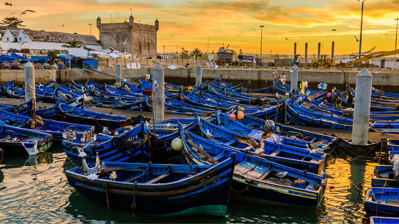Essaouira, Morocco. (travelandleisureindia)