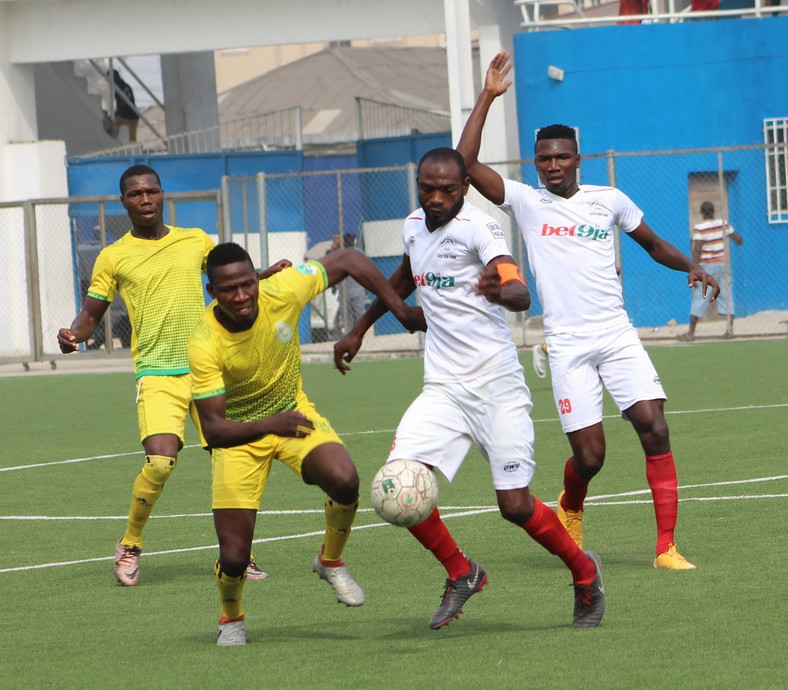 Bendel Insurance lost in the final to  Kada City