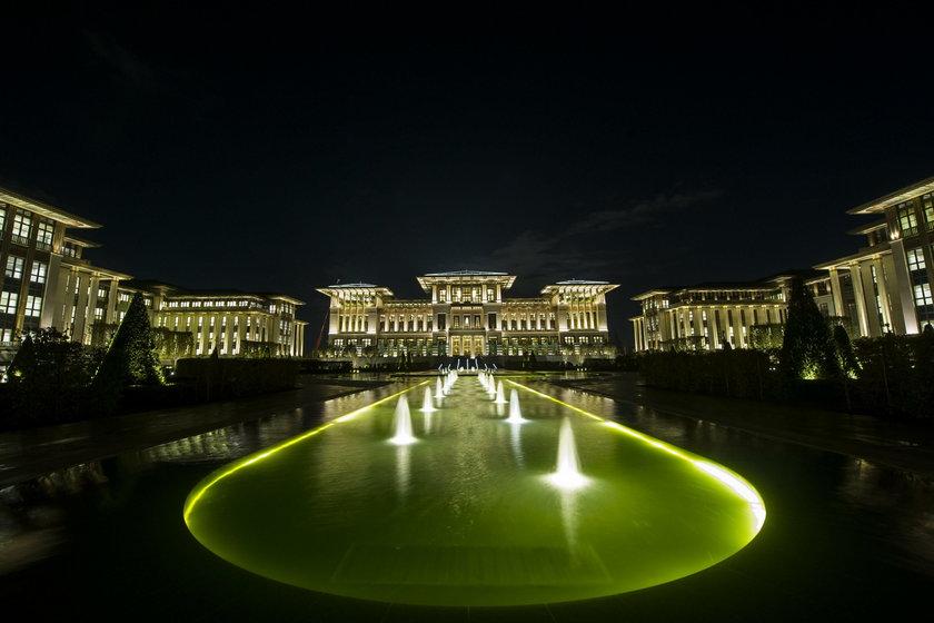 Pałac Erdogana
