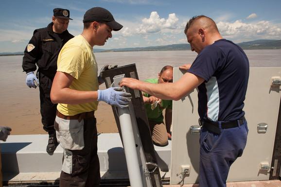 Golubac je opremljen savremenim sistemom odbrane od poplava