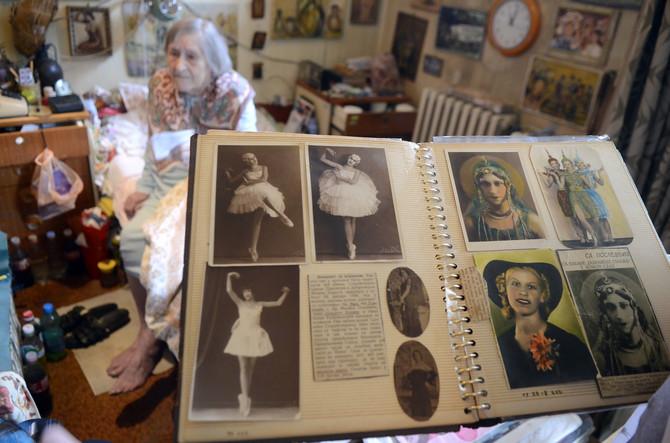Uspomene: Na zidu je i fotografija na kojoj je naga pozirala