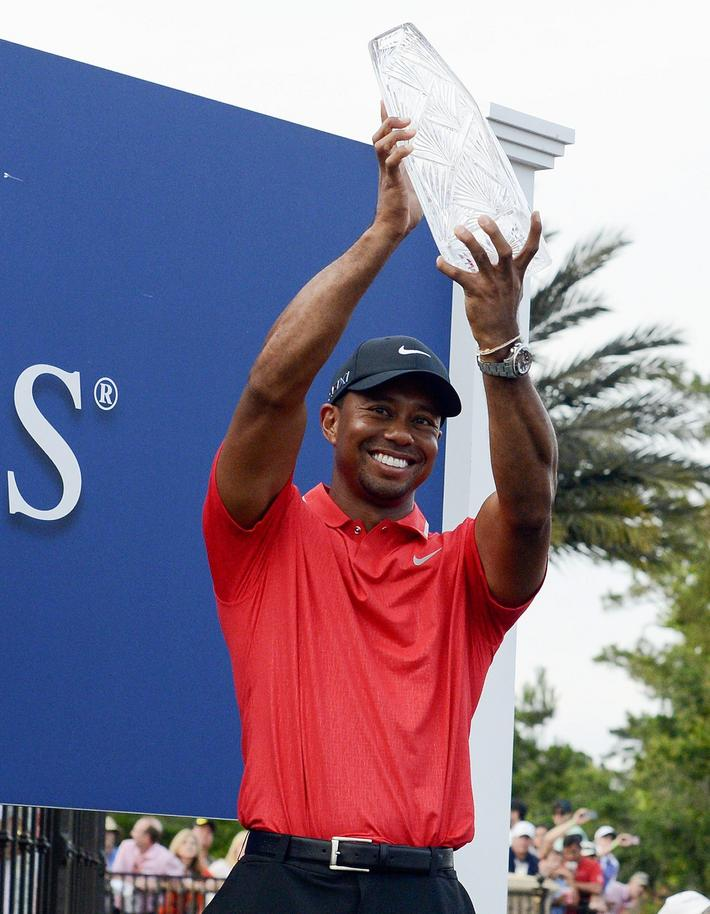 1. Tiger Woods (golf) – 78,1 mln dolarów