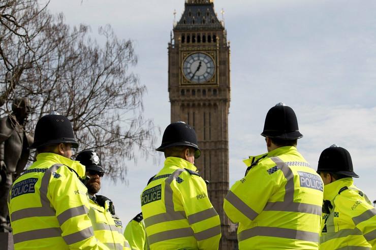 britanija policija