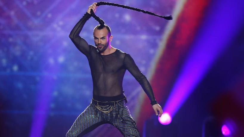 Slavko Kalezić (Eurowizja 2017)