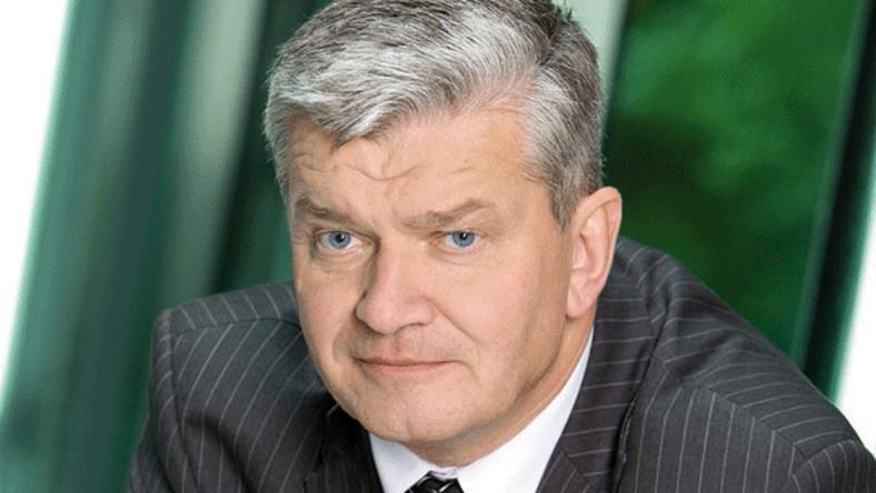 Leszek Pawłowicz, dyrektor Gdańskiej Akademii Bankowej, profesor Uniwersytetu Gdańskiego