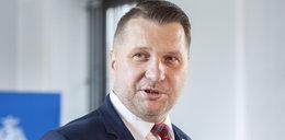 Minister edukacji Przemysław Czarnek o powrocie dzieci do szkół. Już 19 kwietnia?
