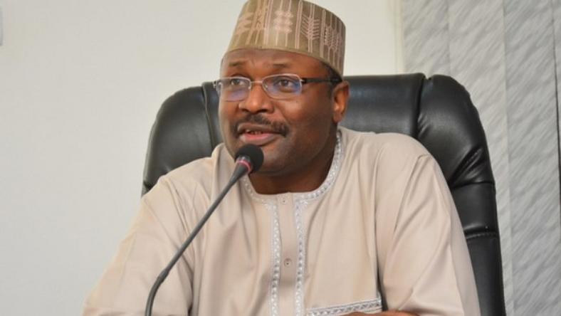 INEC Chairman Mahmood Yakubu will supervise Nigeria's election in 2019 (Punch)