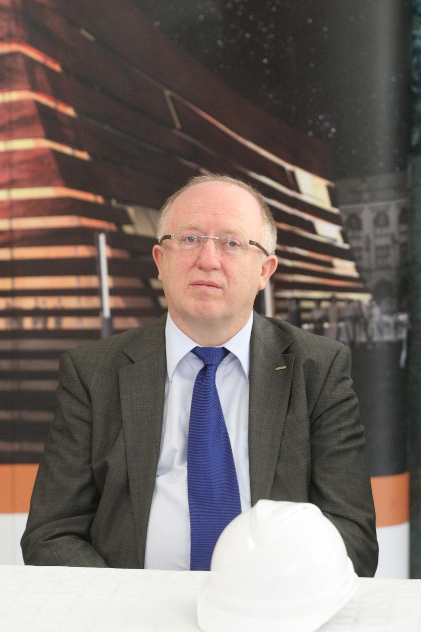 Herbert Wirth, KGHM