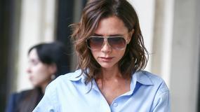 Victoria Beckham w gustownej stylizacji