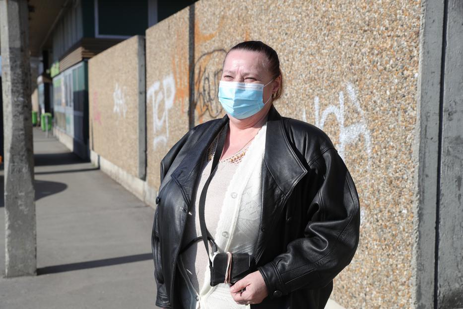 Ilona szerint bár az ápolók próbáltak higgadtan maradni, látszott, hogy az ellátás nem a megszokott / Fotó: Varga Imre