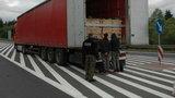 Afgańczycy wjechali do Polski w ciężarówce z arbuzami