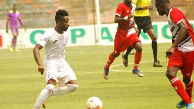 Enyimba thrash Abia Warriors 4-1 in a game that continued a day after it was called off due to violence