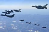 Vojne vežbe Južna Koreja SAD