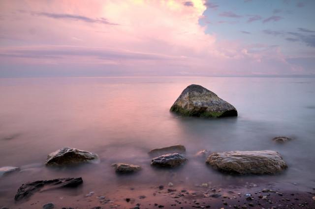 Za ljubičasti pesak postoji geološko objašnjenje