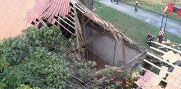 Zerwane dachy, kilka tysięcy osób bez prądu