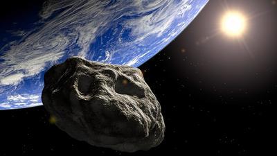 Niebezpieczna asteroida zbliża się do Ziemi!