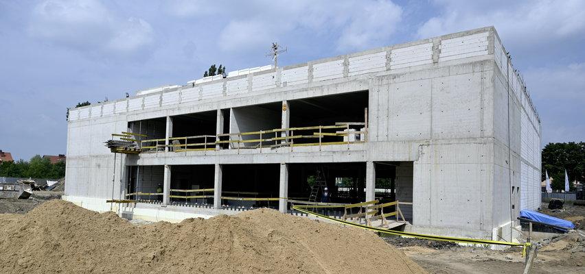 Budują aquapark na Brochowie