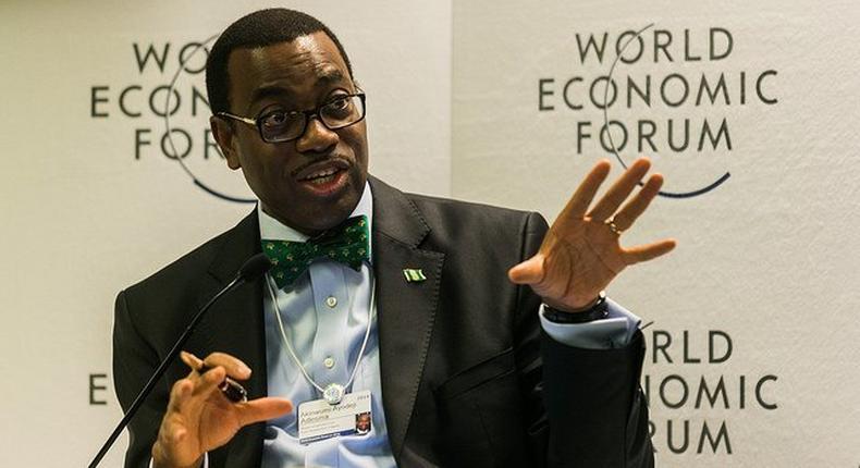 President of the African Development Bank (AfDB) Dr. Akinwumi Adesina