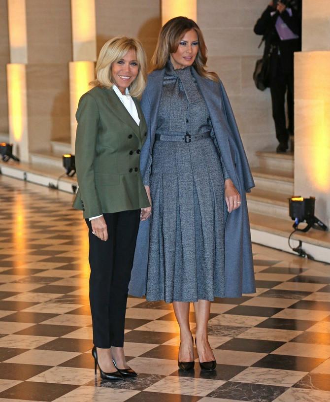 Brižit i Melanija su nas oduševile svojim modnim izdanjima