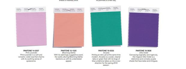 Culori PANTONE