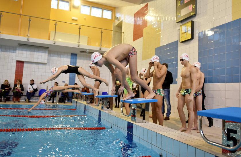 Otylia Swim Tour - warsztaty dla młodych pływaków