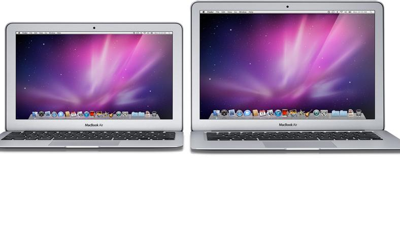 nowy macbook air