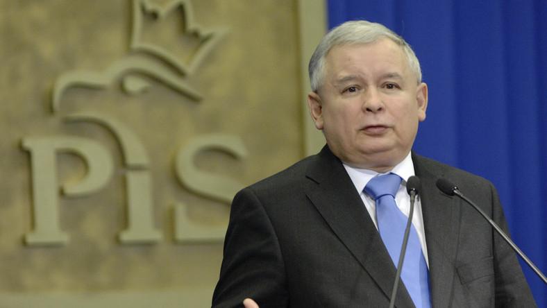 Kaczyński ujawnia kulisy rewolty w PiS