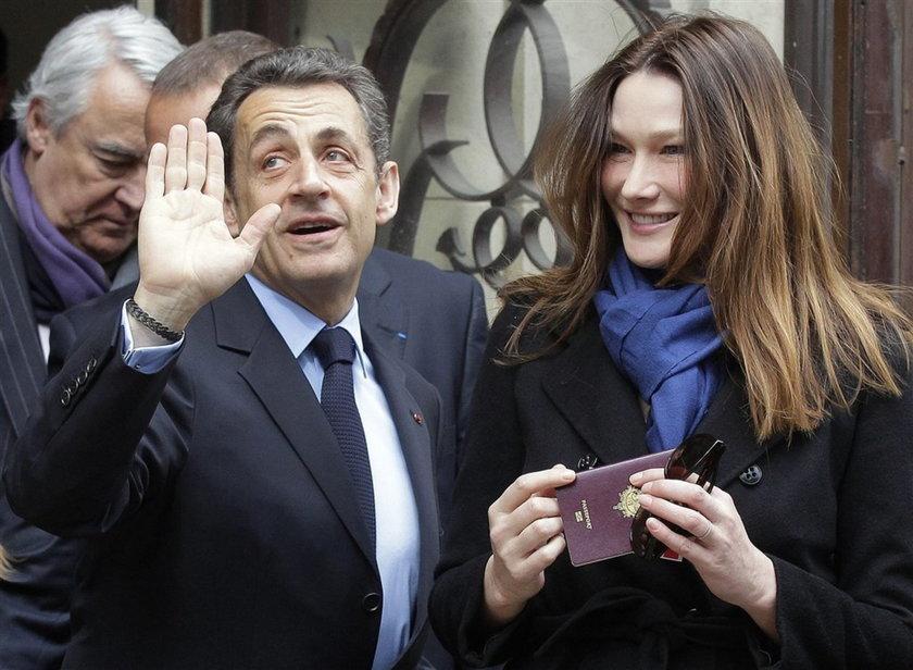Bruni porzuci Sarkozy'ego?