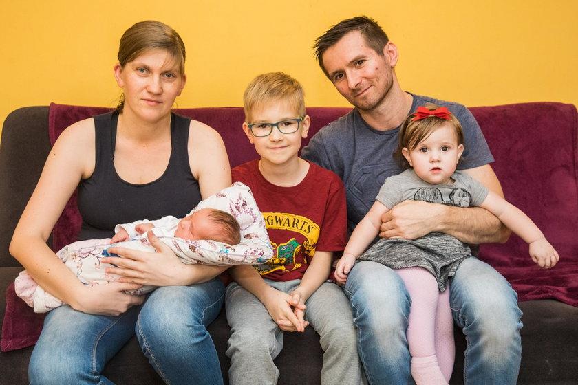 Dwa szczęścia w jeden rok! W ciągu 11 miesięcy pani Weronika urodził dwie wspaniałe córeczki