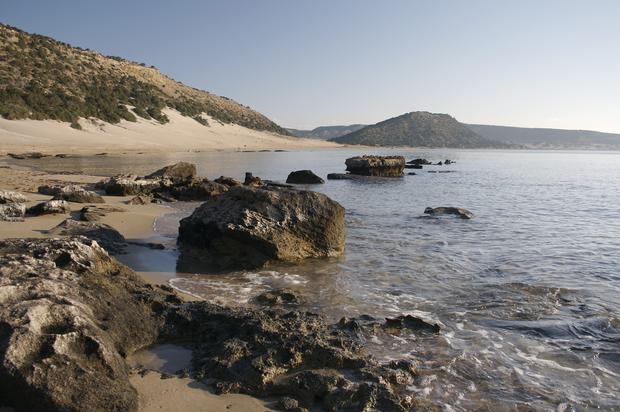 Złota Plaża, Cypr Północny