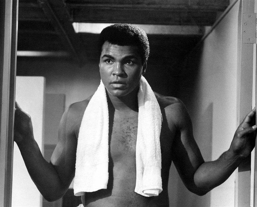 Muhammad Ali w 1977 r.
