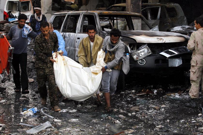 Od niemal półtora roku sunnicka koalicja arabska zwalcza wspieranych przez Iran szyickich rebeliantów Huti