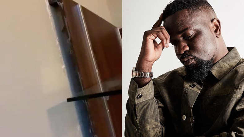 Sarkodie's shares scary earth tremor experience