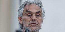 Andrea Bocelli miał wypadek. Trafił do szpitala