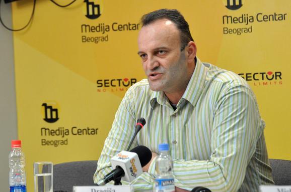 Ogorčeni roditelji pitaju se šta će opštinski čelnik na putovanju sa đacima: Dragiša Terzić, predsednik Skupštine opštine Arilje