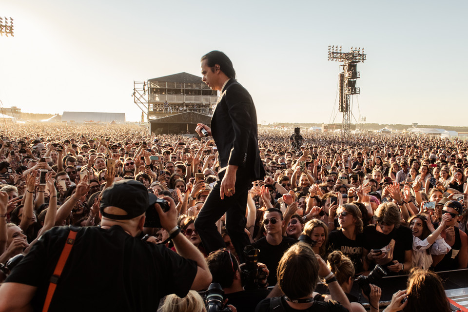 Open'er 2018: Nick Cave and the Bad Seeds