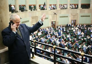Glapiński złoży przed Sejmem przysięgę i obejmie obowiązki w przyszłym tygodniu