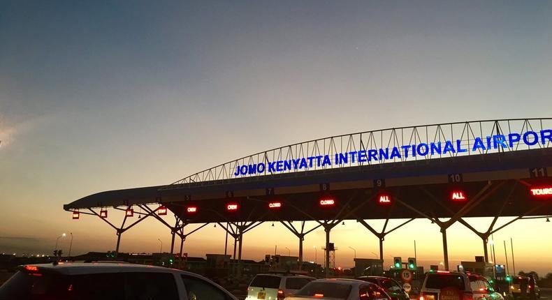 Jomo Kenyatta International Airport (Photo: Dr Ahmed Kalebi)