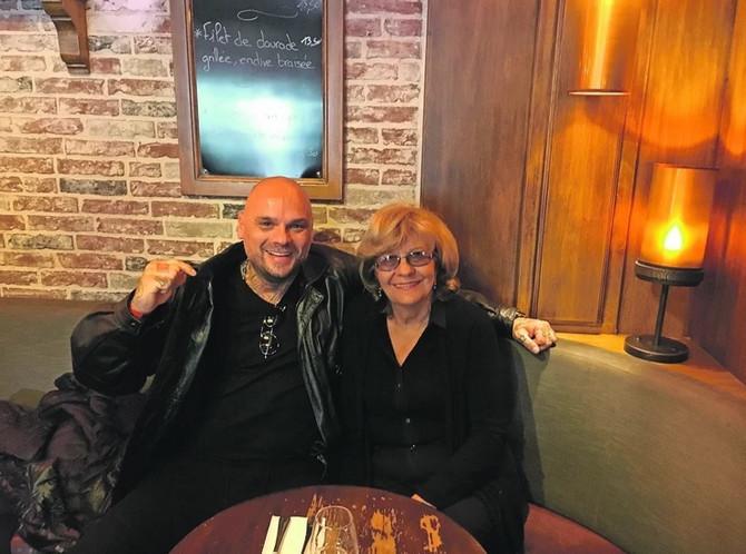 Lula i Goran u Batinoj kožnoj jakni
