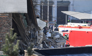 Prezydent złoży wizytę w Poznaniu w związku z katastrofą budowlaną