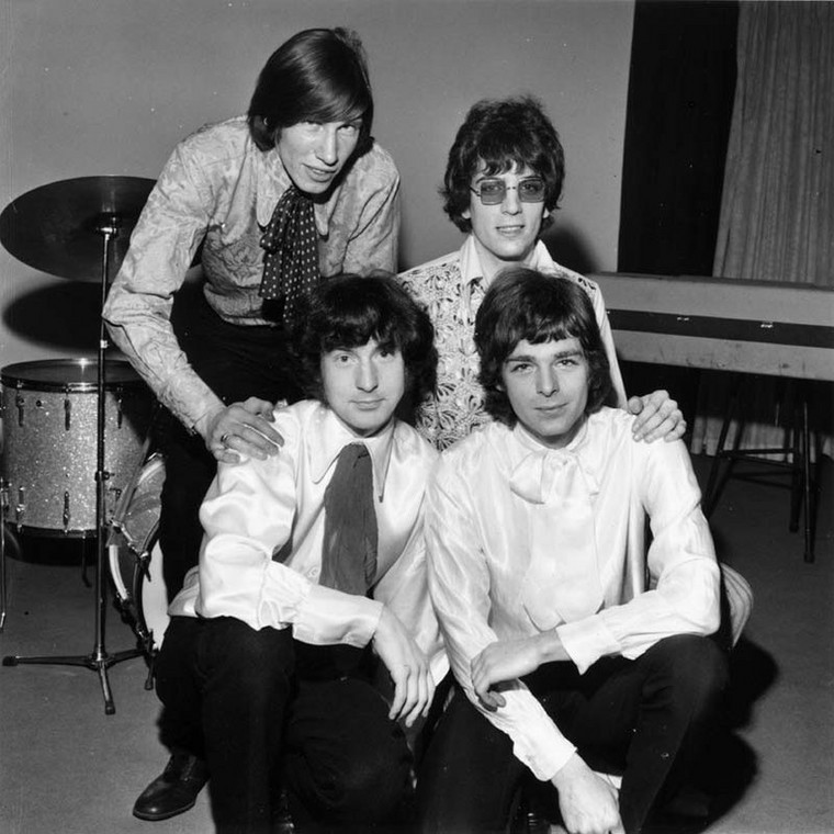 Pink Floyd (fot. Getty Images)