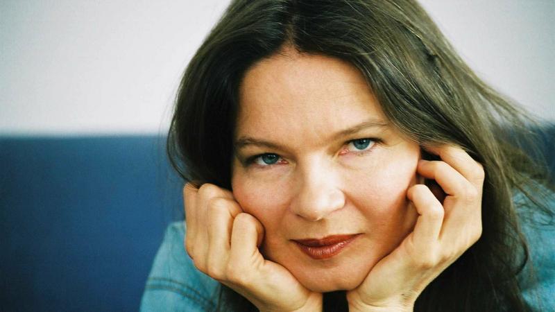 Agata Tuszyńska, fot. A. Herman