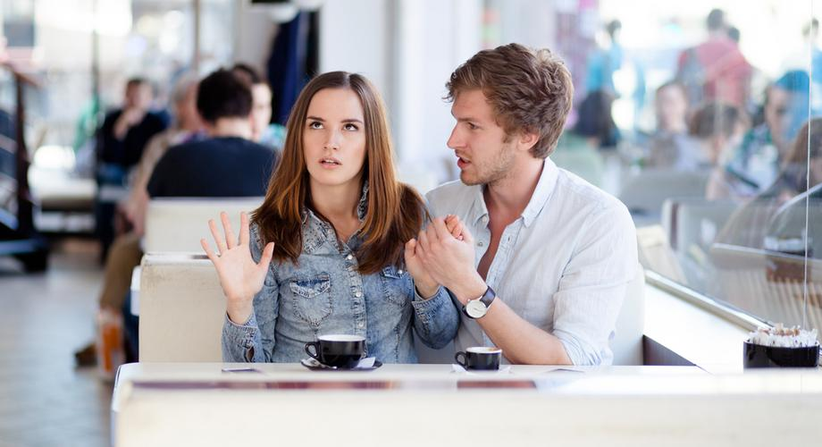 Dochodzenie do siebie po randce z granicą